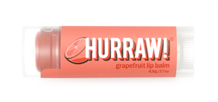 Hurraw! Grapefruit Lip Balm 4.3gr